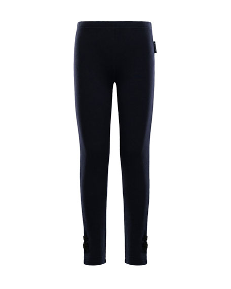 Pantalone Stretch Leggings, Size 8-14