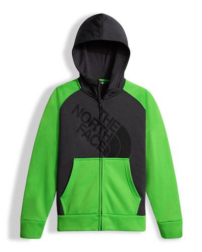 Surgent Full-Zip Hoodie, Boys' Size XXS-XL