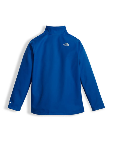 Boys' Apex Bionic Colorblock Jacket, Cobalt, Size XXS-XL