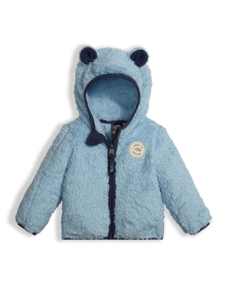 The North Face Plushee Fleece Bear Zip Hoodie,