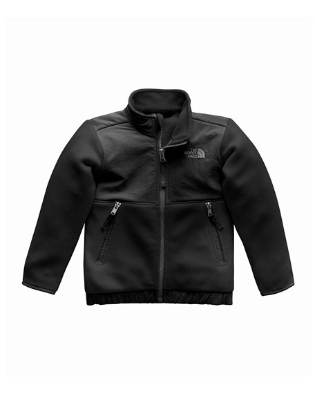 Boys' Denali Jacket, Black, Size 2-4T