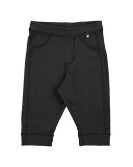 Scott Stretch Jersey Track Pants, Size 12-24 Months