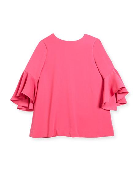 Italian Cady Nicola Dress, Size 8-16