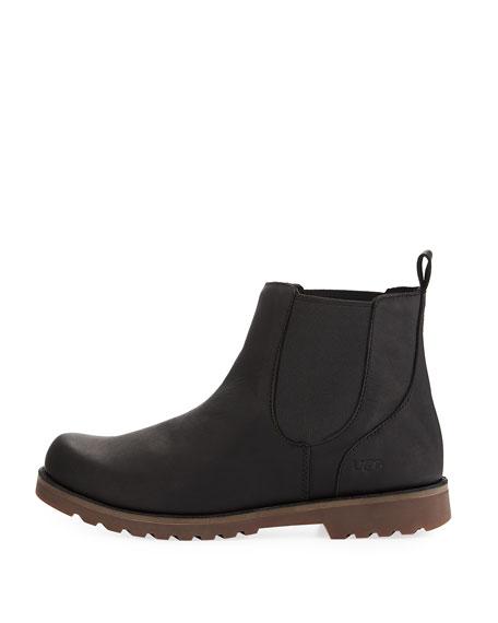 8e45f332e89 UGG Callum Leather Chelsea Boot, Youth