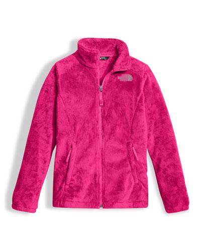 Osolita Fleece Jacket, Pink, Size XXS-XL