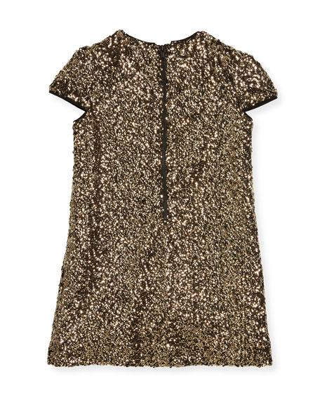 Chloe Sequin Dress, Size 4-7