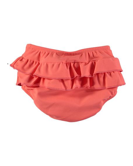 Neena Ruffle Swim Bottoms, Size 3-24 Months