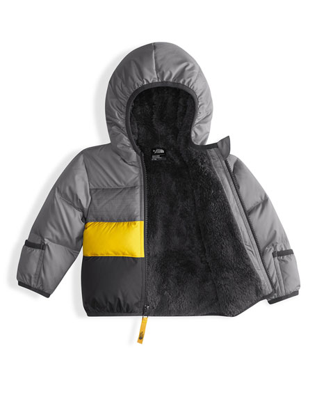 c4e920cbb Boys' Moondoggy 2.0 Down Quilted Jacket Gray Size 3-24 Months