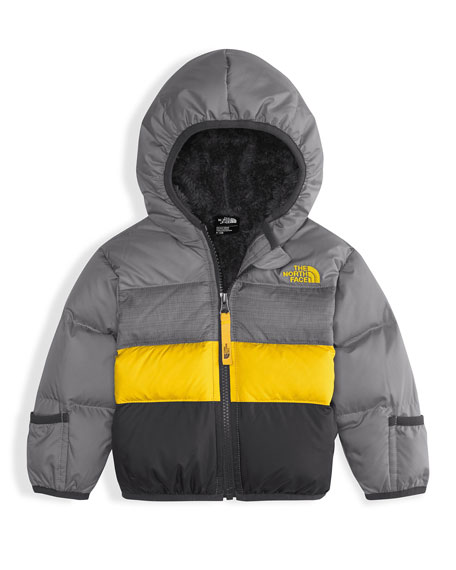 Boys' Moondoggy 2.0 Down Quilted Jacket, Gray, Size 3-24 Months