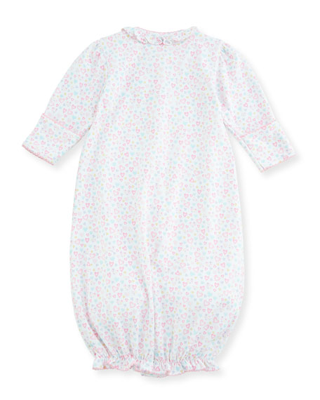 Dina Darlings Pima Convertible Gown, Size Newborn-S