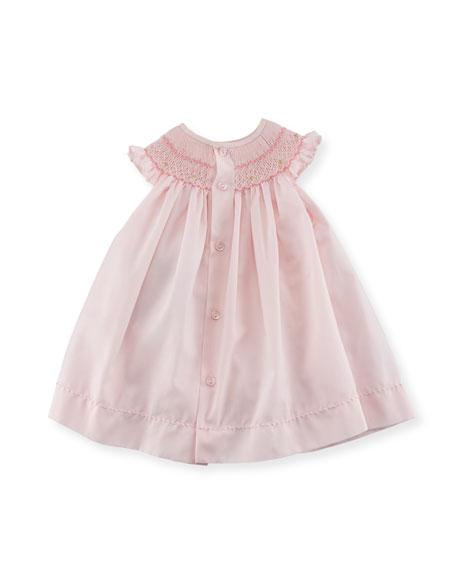 Bishop Dress Layette Set, Size Newborn-9M