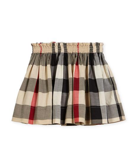 Hala Check Skirt, Size 4-14