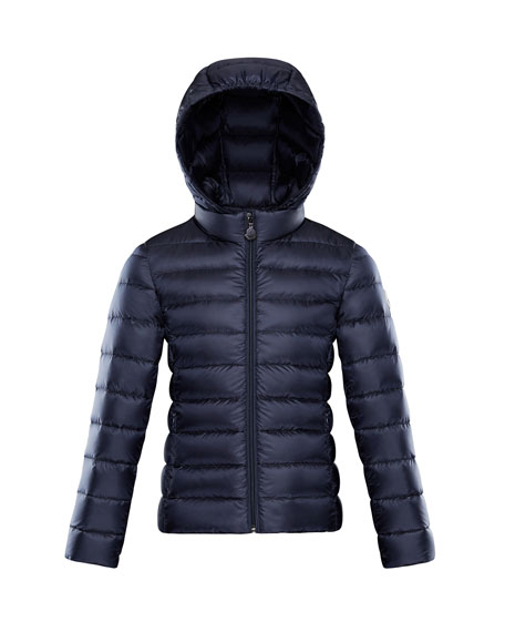 b3d358b93a7a Moncler Iraida Hooded Lightweight Down Puffer Jacket