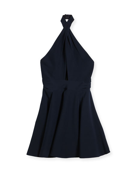Sydney Cady Halter Dress, Size 8-16