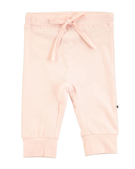 Selena Jogger Pants, Pink, Size 6-24 Months