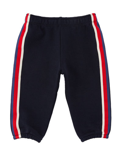 Web-Trim Jogging Pants, Size 3-36 Months