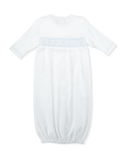 CLB Summer Boy Pima Sleep Sack, Size Newborn-S