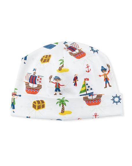 Buccaneers Pima Baby Hat