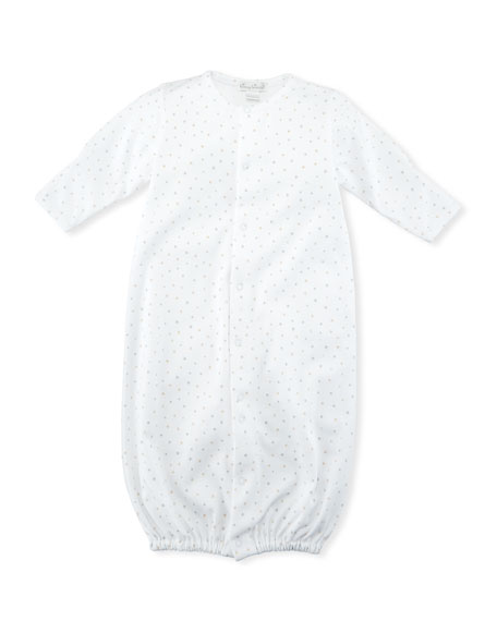 Sweetest Dreams Pima Convertible Sleep Gown, Size Newborn-S