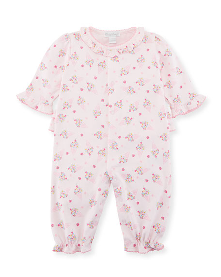 Kissy Kissy Cherry on Top Pima Coverall, Size