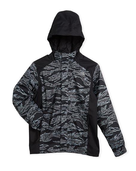 Resolve Reflective Rain Jacket, Size XXS-XL