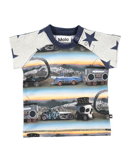 Egon Short-Sleeve T-Shirt, Size 6-24 Months