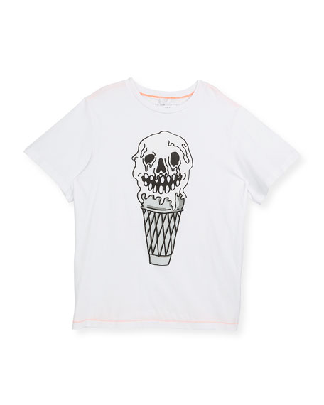 Arrow Ice Cream Monster T-Shirt, Size 4-10