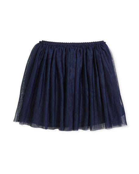 A-Line Tulle Skirt, Size 8-14