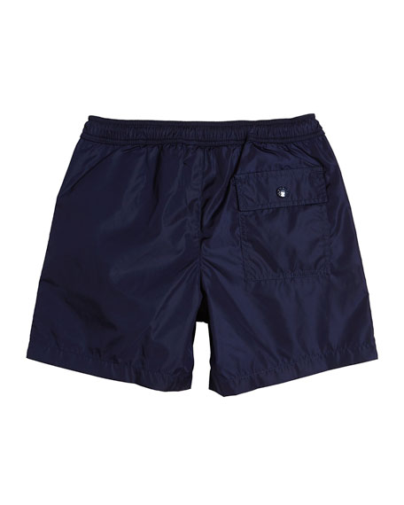 Boxer Mare Swim Trunks, Size 8-14