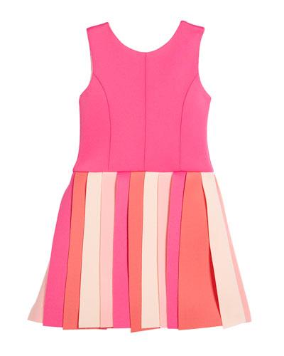 Neoprene Car Wash Hem Dress, Size 4-6X