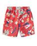 Sanibel Tropical Board Shorts, Size 2-4T