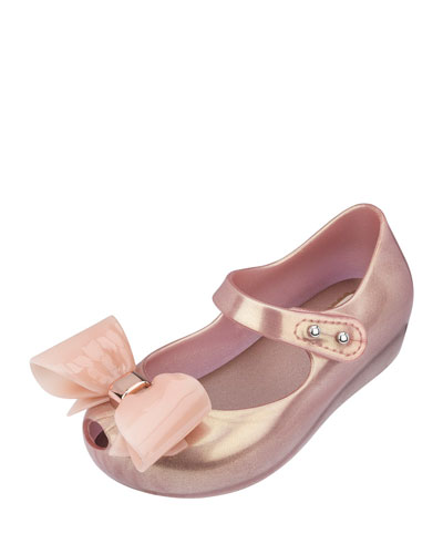 Mini Ultragirl Bow III Mary Jane Flat, Toddler