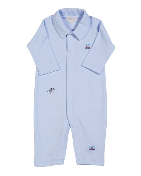 SCE Transit Collared Coverall, Size 0-9 Months