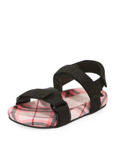 Redmire Check-Lined Sandal  Toddler/Kids