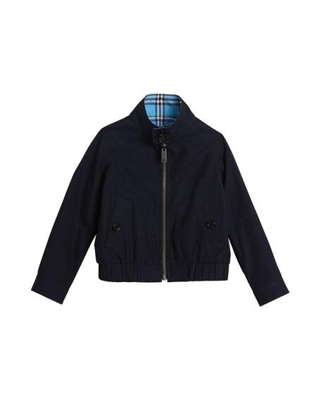 Burberry Harrington Reversible Jacket, Size 4-14