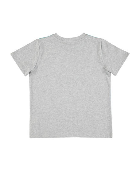 Raddix Short-Sleeve Car & Smoke Tee, Size 4-12