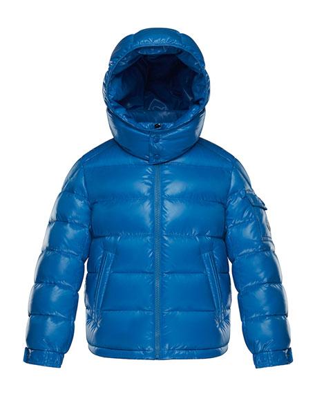 New Maya Puffer Jacket w/ Hood, Size 4-6