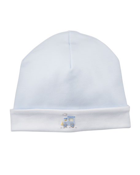 Premier Train Two-Tone Baby Hat