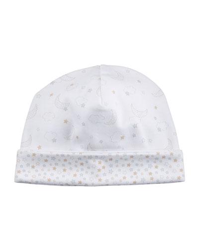 Sweet Dreams Printed Baby Hat