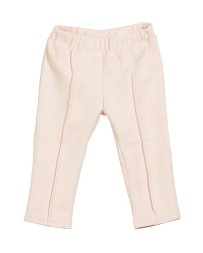 Pleated Stretch Leggings, Size 6-36 Months