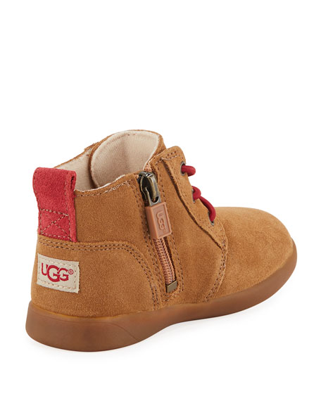 b57b3469825 Kristjan Suede Boots Toddler