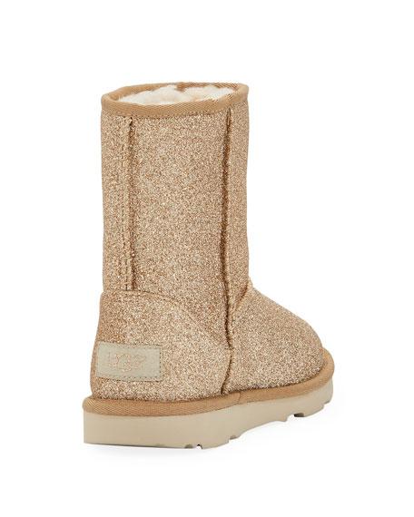 90eddb29216 Classic Short II Glitter Boot Kids