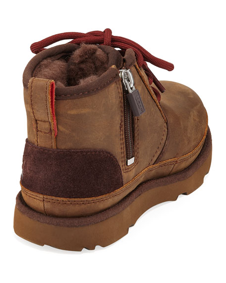 936dab15010 Neumel II Waterproof Lace-Up Boots Toddler