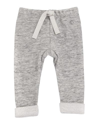 Telel Cotton Sweatpants, Baby Boy Size 3-36 Months