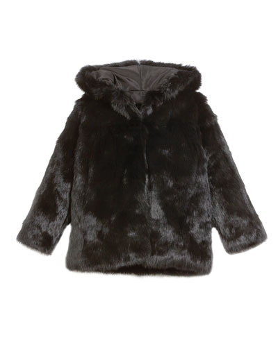 6ed1445d2342 Sizes 7-14 Girls  Outerwear   Puffer Coats   Vests at Bergdorf Goodman
