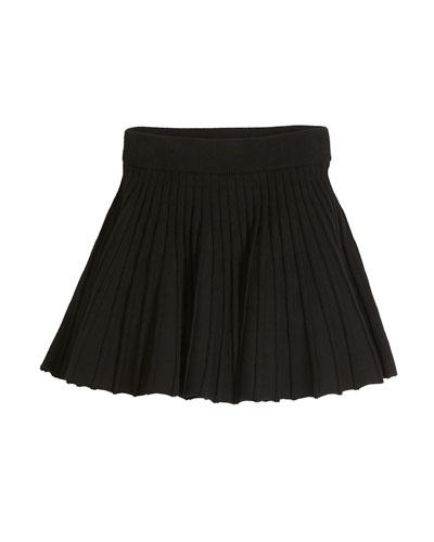 Godet Skirt, Size 8-14