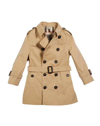 Wiltshire Trench Coat, Size 4-14