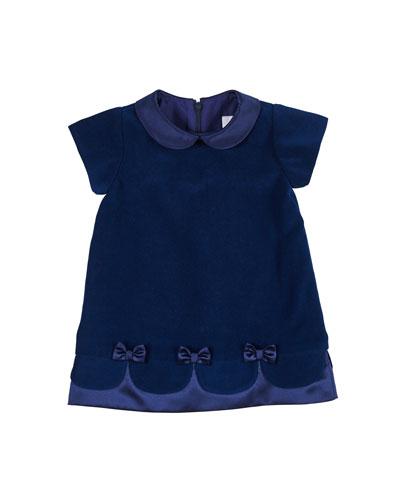 Royal Treatment Velvet Dress, Size 6-24 Months