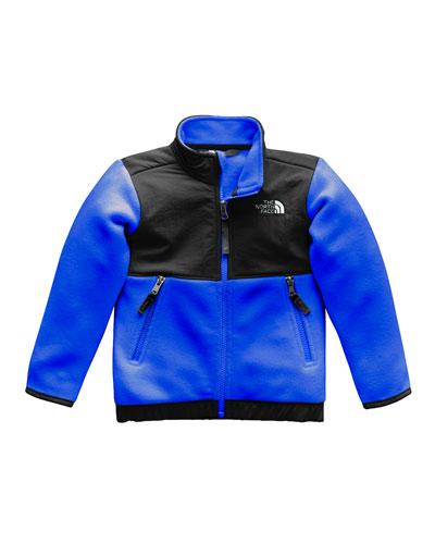 Denali Two-Tone Fleece Jacket, Size 2-4T