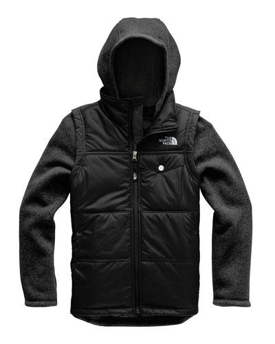 Gordon Lyons Mock-Vest Jacket, Size XXS-XL